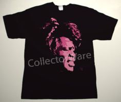 JAMES BROWN drawing 4 CUSTOM ART UNIQUE T-SHIRT   Each T-shirt is individually hand-painted, a true and unique work of art indeed!  To order this, or design your own custom T-shirt, please contact us at info@collectorware.com, or visit  http://www.collectorware.com/tees-james_brown.htm