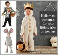 10 super cute Halloween costumes for toddlers.