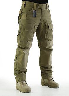 Helikon Hombres Outdoor T/áctico Pantal/ón Shadow Gris