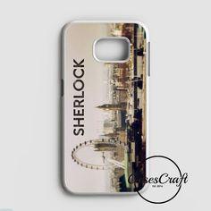 221B Baker Street Samsung Galaxy S7 Edge Case   casescraft