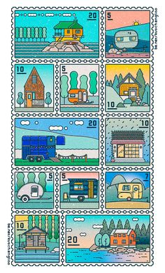 STAMPS 2016Dream House Ideas
