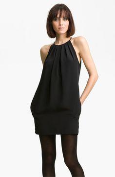'Hagen'  Contrast Pocket Dress / Jay Godfrey