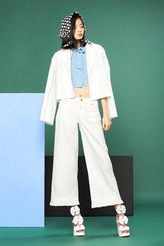 Chloë Sevigny for Opening Ceremony | Nova York | Verão 2015 RTW