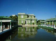 La casa verde, punta gorda