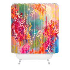DENY Designs Stephanie Corfee Razzle Dazzle Shower Curtain