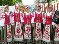 Russian traditional dress