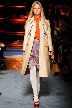 Miu Miu Spring 2014 Ready-to-Wear Fashion Show - Julie Hoomans (WOMEN)