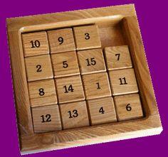 Kjartan Poskitt - The Sam Loyd Sliding Block Puzzle