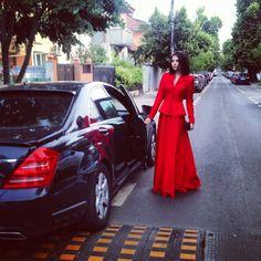INSTAMOMENT: On my way to the Viva Party | The Golden DiamondsThe Golden Diamonds
