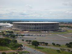 Estádio Nacional de Brasília #viajarcorrendo #brasília #bsb #turismo #viagem #torredetv #congresso #palaciodoplanalto