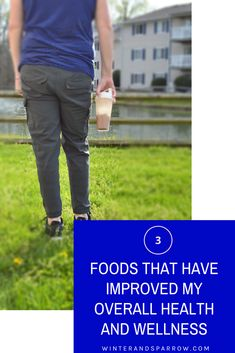 3 Foods That Have Improved My Overall Health and Wellness @HPHOOD #CALORIECOUNTDOWN #IC #AD