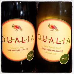 Qualia Wines: Country Grown. Urban Crafted.
