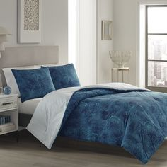 City Scene Alana Duvet Cover Set
