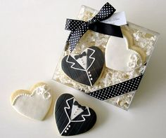 Wedding favors/Anniversary cookies