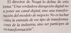 Buen momento para innovar el modelo de negocio de los últimos 200 años.  #FinTech #Agile
