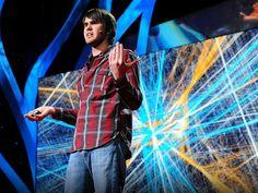 Aaron Koblin: Visualizando nuestra humanidad artísticamente | Video on TED.com