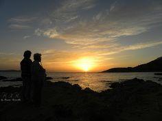 Agios Georgios, Antiparos:Sunset by kxkosmas