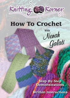 Knitting Korner: How to Crochet « MyStoreHome.com – Stay At Home and Shop