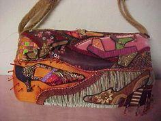MARY FRANCES - APPLIQUED SHOE DESIGN - NWOT #MARYFRANCES #ShoulderBag Mary Frances, Medium Bags, Repurposing, Designer Shoes, Applique, Shoulder Bag, Handbags, Jewellery, Purses