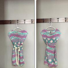 Pink&Teal dress (SM) Worn once. Francesca's Collections Dresses