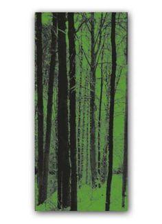 Wald Motivdruck