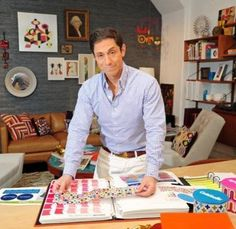 SPONSORED POST: Jonathan Adler Teams Up With Cottonelle! Talk About Respect The Roll!