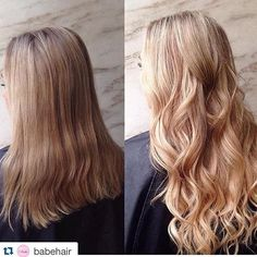 Babe Hair Extensions Anyone? Yet another special service we offer here at Sechoir. :) Book your appointment today Best Hair Stylist, Hair Extensions Before And After, Hair Tape, Tape In Hair Extensions, Perfect Curls, Hair Transformation, Beauty Hacks, Beauty Tips, Hair Makeup