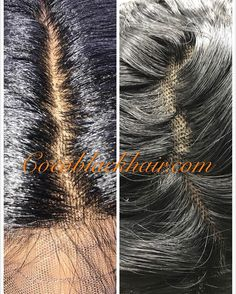 Tips:  A lot of customers wanted to know the difference between a lace closure and a silk base closure. The base of the closure is made from two different material.  The base of the lace closure is made from lace and it allows you natural scalp to show thru the scalp once it's install.  The silk base closure is made from silk and it gives you the illusion of a scalp with the tint from the silk. Hopefully this helps our email: cocoblackhair@gmail.com #cocoblackhair #silktop #lace #hair…