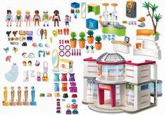 Badkamer met bad - PLAYMOBIL® Nederland - Playmobil luxe villa ...