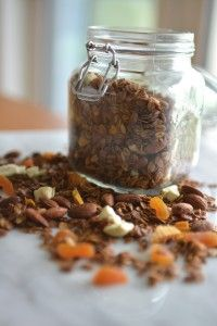 about Granola on Pinterest | Healthy granola recipe, Homemade granola ...