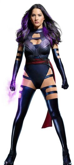 "Munn: Psylocke Happy to Kill In ""X-Men"" 