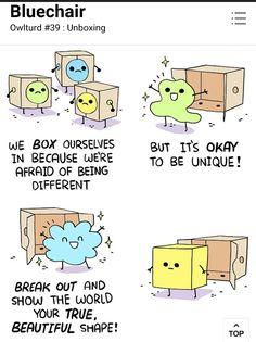 Lol! Cute and Funny!! ^_^ <3 ~~ Bluechair; webtoons.com