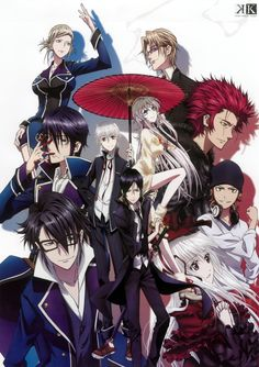 K Project Neko D Gray Man Anime, Hot Anime Boy, Anime Love, Anime Guys, Art Anime, Manga Anime, Kk Project, Missing Kings, Genesis Evangelion