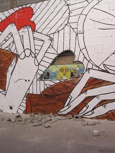 street art - this is limbo - know hope
