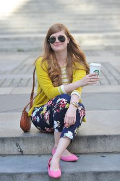 Simply take a look below at 69 simple methods to update your wardrobe so that you may update your look without draining your financial plan. Street Style 2017, Street Style Summer, Casual Street Style, Street Style Women, Spring Style, Nyc Fashion, Work Fashion, Fashion Outfits, Popular Outfits