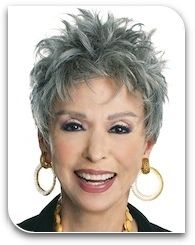 Rita Moreno  ~ Actress, Singer, Dancer (This gorgeous, talented woman is 81 years old!!!  Moreno belongs to an elite group of only eight living performers who have won the grand slam of the entertainment industry's most prestigious awards: The Oscar, The Emmy, The Tony, and The Grammy.