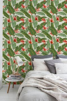 Heliconia Wallpaper,