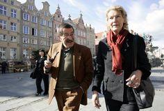 Günter Grass in Danzig