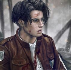 Levi Ackerman In real life