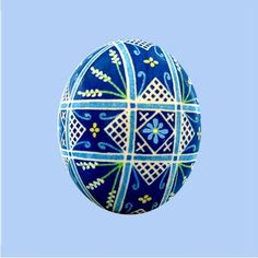 Unique Ukrainian Easter Egg Pysanky by Janseggs | eBay