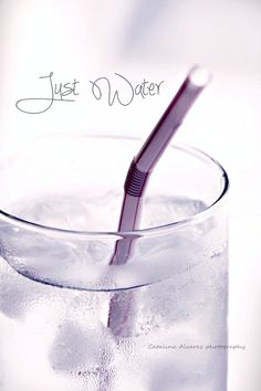 ✔ drink water