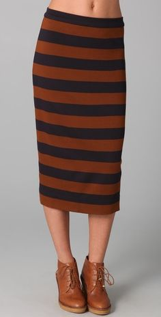 marc by marc jacobs skirt. the shoes wouldn't hurt either, please and thank you!