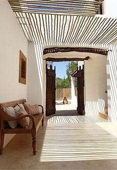 Ibiza-look voor thuis - Residence