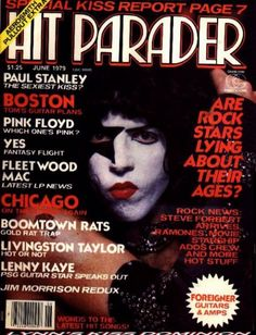 Hit Parader Magazine 1979