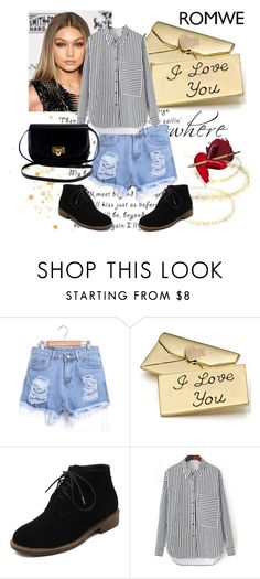 """Romwe (2) 1"" by aida-1999 ❤ liked on Polyvore featuring Monsoon"