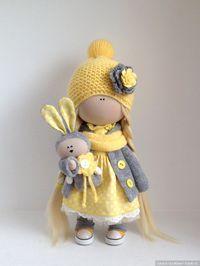 Добрый вечер всем всем!!! хочу показать вам моих новеньких интерьерных текстильных кукол Куколки выполнены из качественных материалов могутсидеть и стоять.