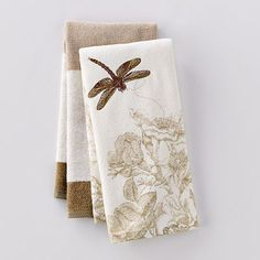 2-pk. Dragonfly Kitchen Towels
