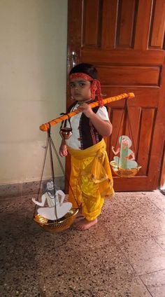 Indian Fancy Dress, Baby Fancy Dress, Girls Fancy Dresses, Baby Boy Dress, Fancy Dress For Kids, Fancy Dress Costumes Kids, Toddler Boy Halloween Costumes, Diy Baby Costumes, Kids Costumes Boys