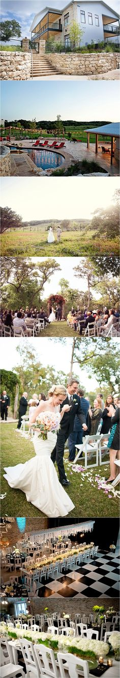Amazing Modern Venue Just Outside San Antonio The Studios At Fischer Via Weddings