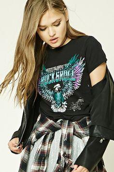 Playera Rock & Roll